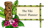 The Tiki Travel Planner